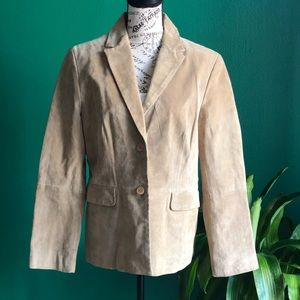 [Ann Taylor Factory] Leather Jacket